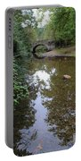 Bridge Over Tranquil Waters Portable Battery Charger