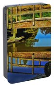 Bridge Reflections Portable Battery Charger
