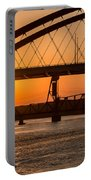 Bridge Sunrise And Boater Portable Battery Charger