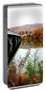 Bridge To Downtown Prosser Portable Battery Charger