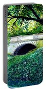 Bridge To New York Portable Battery Charger