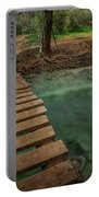 Bridge To Paradise Portable Battery Charger