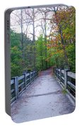 Bridge To Paradise - Wissahickon Valley Portable Battery Charger