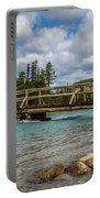 Bridge To The Other Side Portable Battery Charger