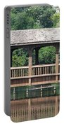 Bridges Of Miami Dade County Portable Battery Charger