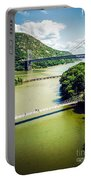 Bridges Through The Valley Portable Battery Charger