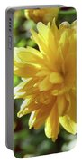 Bright As Yellow Portable Battery Charger