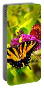 Bright Butterflies Portable Battery Charger