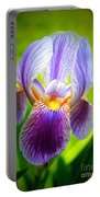Bright Iris Portable Battery Charger