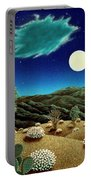 Bright Night Portable Battery Charger by Snake Jagger