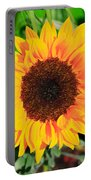Bright Sunflower Portable Battery Charger