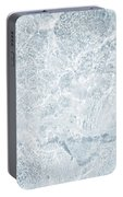 Brilliant Shine. Series Ethereal Blue Portable Battery Charger