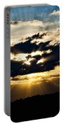 Brilliant Sunset Portable Battery Charger