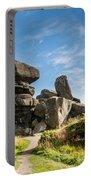 Brimham Rocks Portable Battery Charger