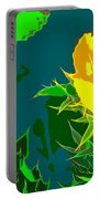 Brimstone Yellow Portable Battery Charger