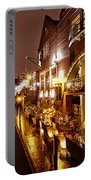 Brindleyplace At Night Portable Battery Charger