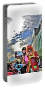 Bring Out The Clowns Portable Battery Charger