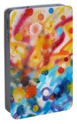 Bringing Life Spray Painting  Portable Battery Charger