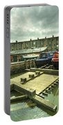 Bristol Barge Dry Dock  Portable Battery Charger