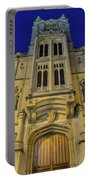 Bristol Guildhall By Night Portable Battery Charger
