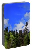 British Columbia Landscape Portable Battery Charger