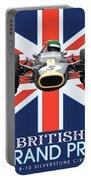 British Lotus Portable Battery Charger