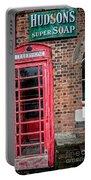 British Phone Box Portable Battery Charger
