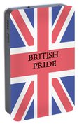 British Pride Portable Battery Charger