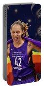 Brittney Griner Lgbt Pride 3 Portable Battery Charger