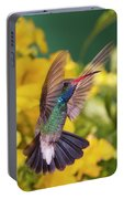 Broad-bill Pose Portable Battery Charger