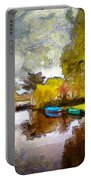 Broek In Waterland Portable Battery Charger