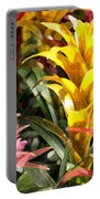 Bromeliads Portable Battery Charger
