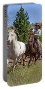Bronc Roper Portable Battery Charger