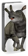 Brontotherium Profile Portable Battery Charger