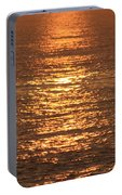 Bronze Reflections Portable Battery Charger