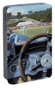 Brooklands From The Hot Seat  Portable Battery Charger