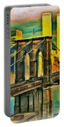 Brooklyn Bridge Collection - 1 Portable Battery Charger