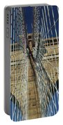 Brooklyn Bridge New York City Portable Battery Charger
