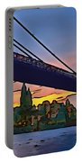 Brooklyn Bridge Collection - 2 Portable Battery Charger