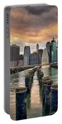 Brooklyn Pilings   Portable Battery Charger