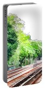 Brooklyn Subway Train Station 3 Portable Battery Charger