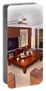 Brown Living Room Portable Battery Charger