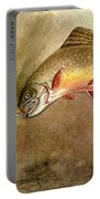 Brown Trout Portable Battery Charger