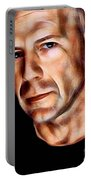 Bruce Willis Collection Portable Battery Charger