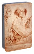 Bruegel: Painter, 1565 Portable Battery Charger