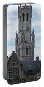 Bruges Belfry 7 Portable Battery Charger
