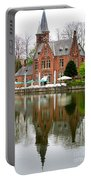 Bruges Kasteel Minnewater Portable Battery Charger