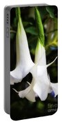 Brugmansia Portable Battery Charger