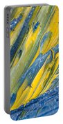 Brush Stroke Detail 8066 Portable Battery Charger