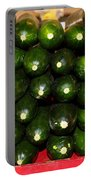 Brussel Sprouts , Cucumbers And Carrots Portable Battery Charger